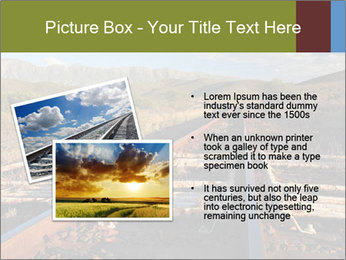 Old railroad PowerPoint Templates - Slide 20
