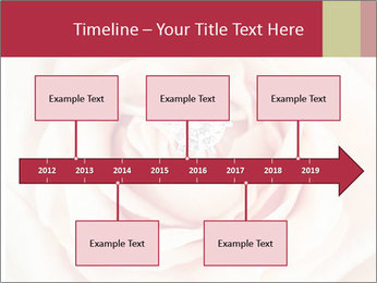 Wedding pink rose PowerPoint Templates - Slide 28