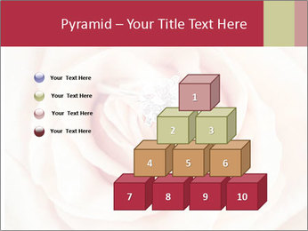 Wedding pink rose PowerPoint Templates - Slide 31