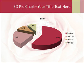 Wedding pink rose PowerPoint Template - Slide 35