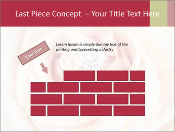 Wedding pink rose PowerPoint Templates - Slide 46