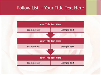 Wedding pink rose PowerPoint Templates - Slide 60