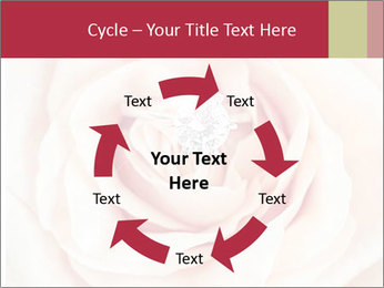 Wedding pink rose PowerPoint Templates - Slide 62
