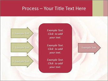 Wedding pink rose PowerPoint Templates - Slide 85