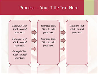 Wedding pink rose PowerPoint Templates - Slide 86