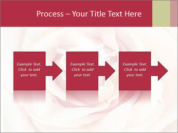 Wedding pink rose PowerPoint Templates - Slide 88