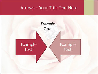 Wedding pink rose PowerPoint Templates - Slide 90