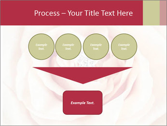 Wedding pink rose PowerPoint Templates - Slide 93
