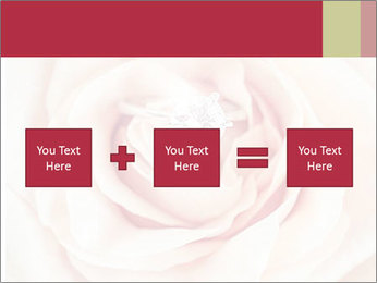 Wedding pink rose PowerPoint Template - Slide 95