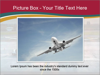 Airplane PowerPoint Template - Slide 15