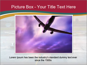 Airplane PowerPoint Templates - Slide 16