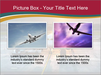 Airplane PowerPoint Template - Slide 18