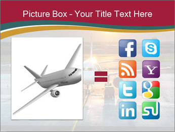 Airplane PowerPoint Template - Slide 21