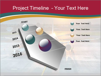 Airplane PowerPoint Template - Slide 26