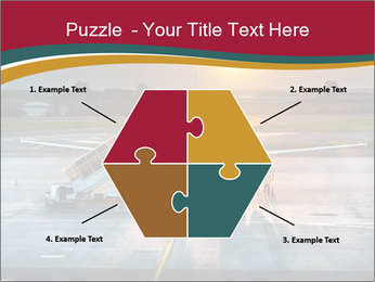 Airplane PowerPoint Templates - Slide 40