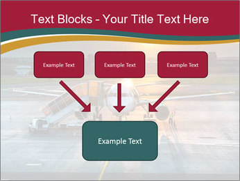 Airplane PowerPoint Templates - Slide 70