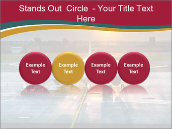 Airplane PowerPoint Templates - Slide 76