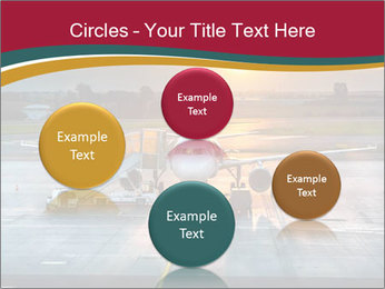 Airplane PowerPoint Templates - Slide 77