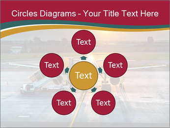 Airplane PowerPoint Templates - Slide 78