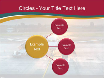 Airplane PowerPoint Templates - Slide 79