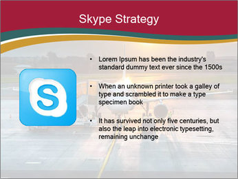 Airplane PowerPoint Template - Slide 8