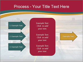 Airplane PowerPoint Templates - Slide 85