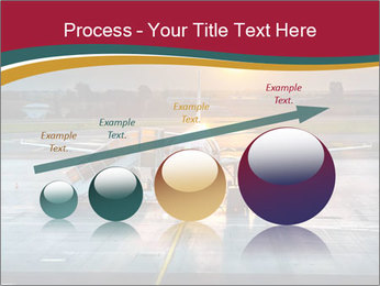 Airplane PowerPoint Templates - Slide 87