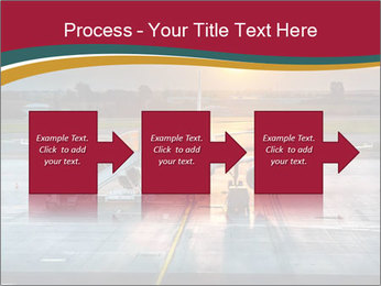 Airplane PowerPoint Templates - Slide 88