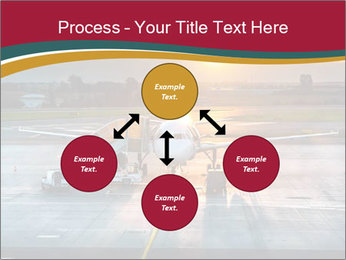 Airplane PowerPoint Templates - Slide 91