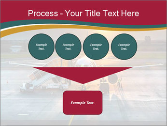 Airplane PowerPoint Templates - Slide 93