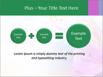 Flowers with color filters PowerPoint Templates - Slide 75