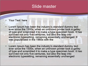 University of Virginia PowerPoint Templates - Slide 2