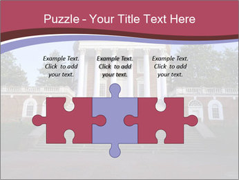 University of Virginia PowerPoint Templates - Slide 42