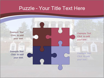 University of Virginia PowerPoint Templates - Slide 43