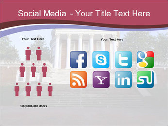 University of Virginia PowerPoint Templates - Slide 5