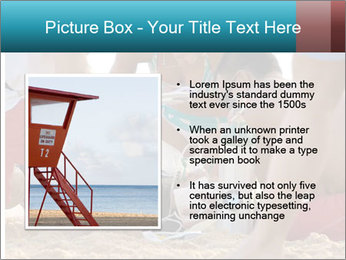 A world class big wave surfer PowerPoint Templates - Slide 13