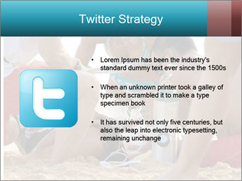 A world class big wave surfer PowerPoint Templates - Slide 9