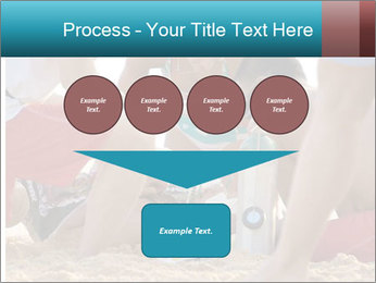 A world class big wave surfer PowerPoint Templates - Slide 93