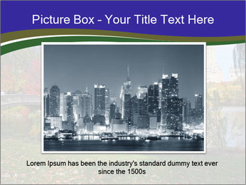 Central Park PowerPoint Template - Slide 15