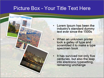 Central Park PowerPoint Template - Slide 17