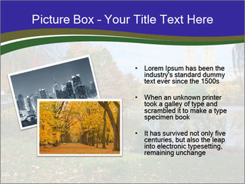 Central Park PowerPoint Template - Slide 20