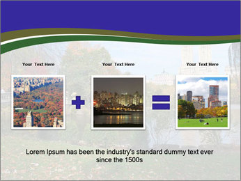 Central Park PowerPoint Template - Slide 22