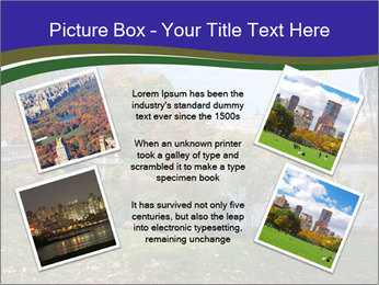 Central Park PowerPoint Template - Slide 24
