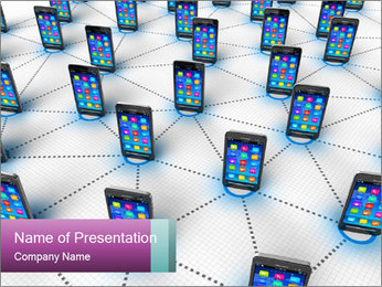 Social network PowerPoint Templates - Slide 1