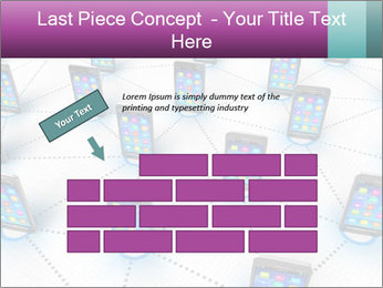 Social network PowerPoint Template - Slide 46