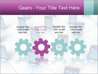 Social network PowerPoint Templates - Slide 48