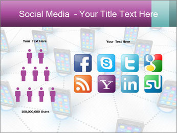 Social network PowerPoint Template - Slide 5