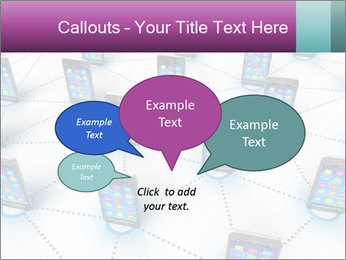 Social network PowerPoint Templates - Slide 73
