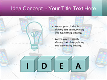 Social network PowerPoint Templates - Slide 80