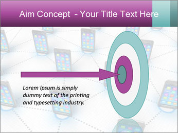 Social network PowerPoint Template - Slide 83